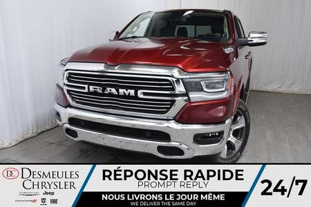 2019 Ram 1500 Laramie Crew Cab + BANCSCHAUFF *179$/SEM for Sale  - DC-90043  - Desmeules Chrysler