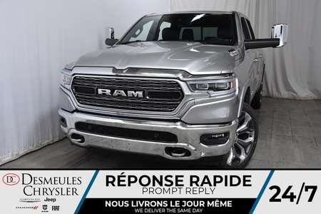2019 Ram 1500 Limited Crew Cab + WIFI + BANCS CHAUFF 200$/Sem for Sale  - DC-90507  - Desmeules Chrysler