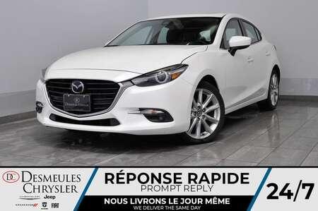 2017 Mazda MAZDA3 5-Door Grand Touring * Cam Rec * NAV * 69$/Semaine for Sale  - DC-M1325  - Blainville Chrysler