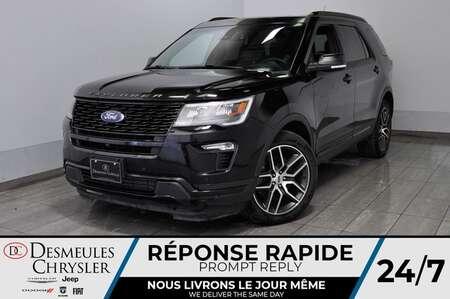 2018 Ford Explorer Sport * Cam Rec * NAV * Toit Ouvr * 163$/Semaine for Sale  - DC-M1462  - Blainville Chrysler