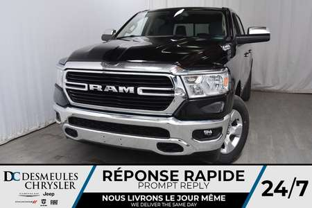 2019 Ram 1500 Big Horn Crew Cab + BLUETOOTH *127$/SEM for Sale  - DC-90537  - Desmeules Chrysler