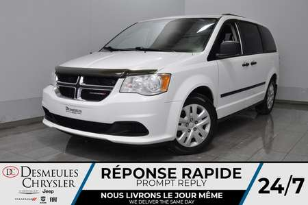 2017 Dodge Grand Caravan CVP + a/c for Sale  - DC-D1964  - Blainville Chrysler