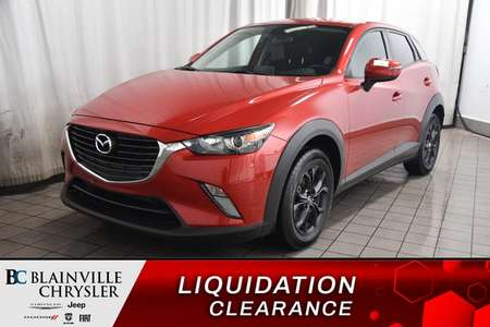2016 Mazda CX-3 GS * AWD * AUTOMATIQUE * A/C * CRUISE * BLUETOOTH for Sale  - BC-P1608  - Desmeules Chrysler