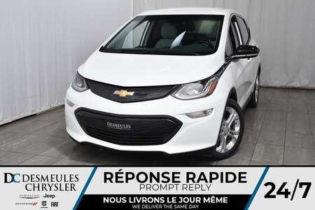 2017 Chevrolet Bolt EV LT * Cam Rec * Volant Chauff * Sièges Chauff * for Sale  - DC-M1220  - Desmeules Chrysler