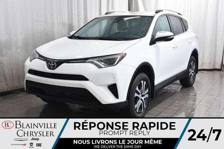 2017 Toyota Rav4 LE+ * AWD * CRUISE ADAPTATIF * LANE DEPARTURE * for Sale  - BC-P1615  - Blainville Chrysler