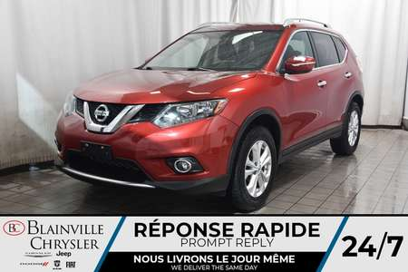2015 Nissan Rogue SV * AWD * BLUETOOTH * SIEGES CHAUFFANTS * CRUISE for Sale  - BC-P1624  - Desmeules Chrysler