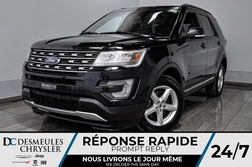 2017 Ford Explorer XLT *Cam de recul *A/C *GPS *Bouton Start  - DC-D1692  - Desmeules Chrysler