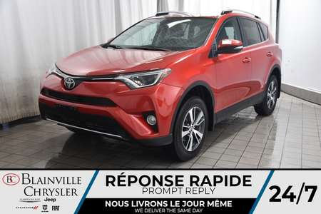 2017 Toyota Rav4 XLE * AWD * TOIT OUVRANT * BLUETOOTH * BANC CHAUFF for Sale  - BC-P1629  - Blainville Chrysler
