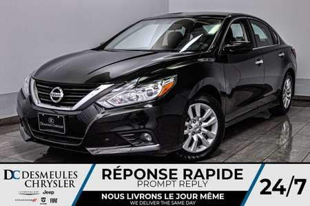 2018 Nissan Altima 2.5 S + bancs chauff + cam recul for Sale  - DC-D1713  - Desmeules Chrysler
