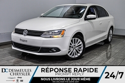 2012 Volkswagen Jetta Sedan SEL w/Sunroof. *A/C *Bouton Start *Bancs chauff  - DC-D1693  - Blainville Chrysler