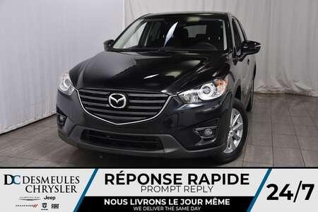 2016 Mazda CX-5 Touring * Toit Ouvr * Cam Rec  * Bancs Chauff for Sale  - DC-M1250  - Desmeules Chrysler