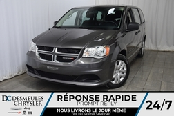 2017 Dodge Grand Caravan SE * A/C * Mode ECON *  73$/Sem  - DC-M1308  - Desmeules Chrysler