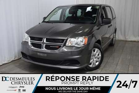 2017 Dodge Grand Caravan SE * A/C * Mode ECON *  73$/Sem for Sale  - DC-M1308  - Desmeules Chrysler