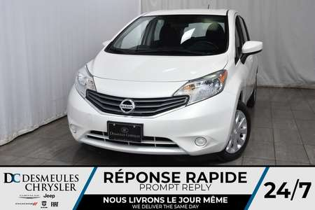 2015 Nissan Versa Note S *A/C * Commandes au volants for Sale  - DC-M1300  - Blainville Chrysler