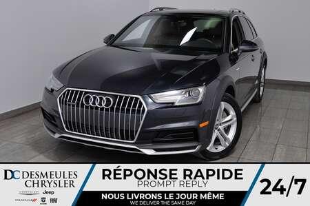 2018 Audi A4 allroad KONFORT * Toit Ouvr Pano * Cam Rec * 144$/Semaine for Sale  - DC-A1389  - Desmeules Chrysler