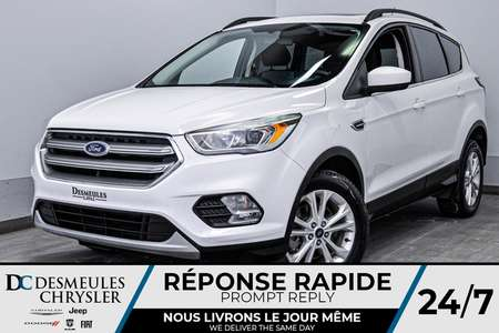 2017 Ford Escape SE + a/c + toit ouv + bancs chauff + cam recul for Sale  - DC-D1828  - Blainville Chrysler