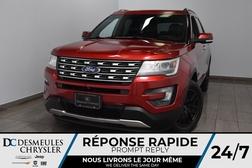 2016 Ford Explorer Limited * Cam Rec * Toit Ouvr * NAV * 126$/Semaine  - DC-M1507  - Desmeules Chrysler