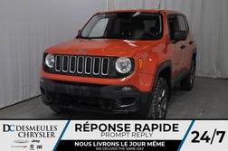 2015 Jeep Renegade Sport * Cam Rec * A/C * 83$/Semaine  - DC-81101B  - Desmeules Chrysler
