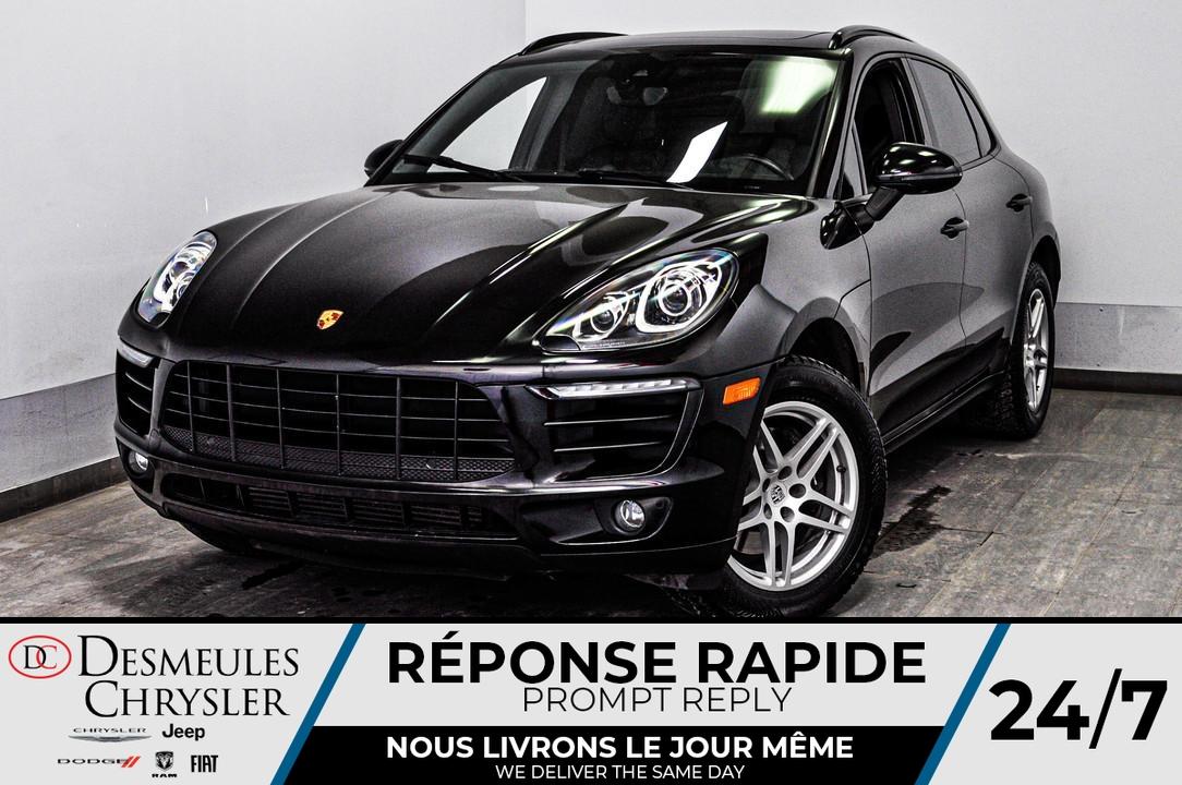 2017 Porsche Macan  - Blainville Chrysler