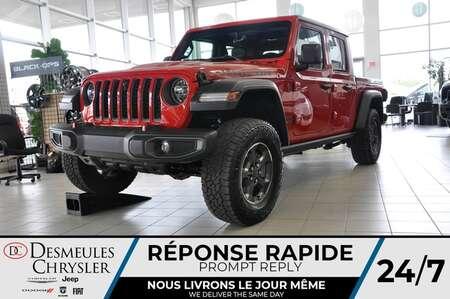 2020 Jeep Gladiator Rubicon + UCONNECT + BANCS CHAUFF *165$/SEM for Sale  - DC-20488  - Blainville Chrysler
