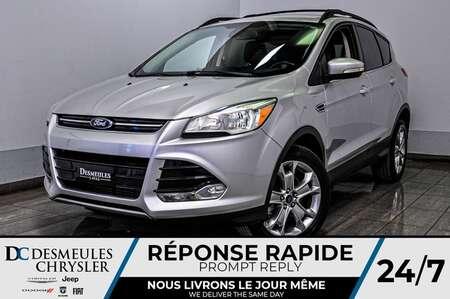 2013 Ford Escape SEL + a/c + bancs chauff + navig for Sale  - DC-20143A  - Desmeules Chrysler