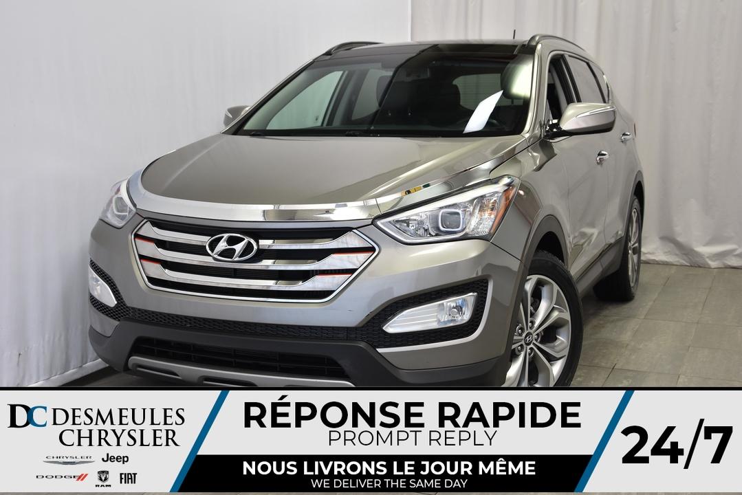 2014 Hyundai Santa Fe Sport  - Desmeules Chrysler