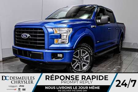 2016 Ford F-150 XLT + bluetooth + cam recul + a/c for Sale  - DC-D1763  - Desmeules Chrysler