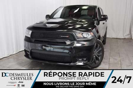 2019 Dodge Durango R/T AWD 183.43$/sem for Sale  - DC-90276  - Desmeules Chrysler
