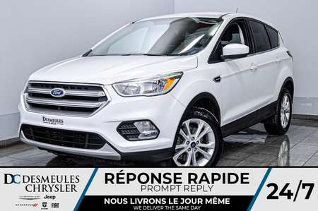 2017 Ford Escape SE + bancs chauff + cam recul + a/c for Sale  - DC-D1826  - Blainville Chrysler