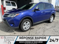 2015 Toyota Rav4 LE * BLUETOOTH * SIEGES CHAUFFANTS * CAMERA RECUL  - BC-P1634  - Blainville Chrysler
