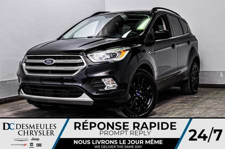 2017 Ford Escape SE + bancs chauff + a/c + bluetooth + cam recul for Sale  - DC-91156A  - Desmeules Chrysler