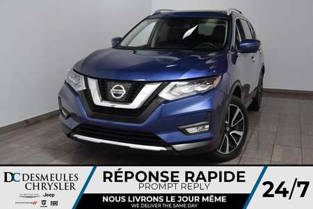 2017 Nissan Rogue SV * Camera 360 * NAV * Toit Ouvr Pano * 101$/Sem for Sale  - DC-A1450  - Desmeules Chrysler