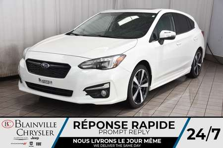 2017 Subaru Impreza LIMITED * CUIR * TOIT * GPS * MAGS * TRES PROPRE * for Sale  - BC-P1610  - Blainville Chrysler