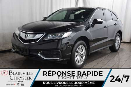 2017 Acura RDX TECH PACKAGE * CUIR * CRUISE ADAPTATIF * TOIT * for Sale  - BC-P1613  - Blainville Chrysler