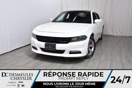 2016 Dodge Charger SXT * Mags Aluminium * Bancs Chauff * 80$/semaine for Sale  - DC-A1093A  - Blainville Chrysler