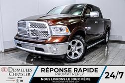 2013 Ram 1500 Laramie + bancs chauff + uconnect + a/c  - DC-91123A  - Desmeules Chrysler