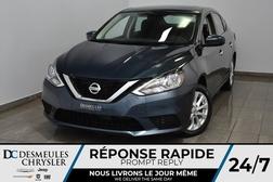 2017 Nissan Sentra SV * Toit Ouvr * Cam Rec * Sièges Chauff * 56$/Sem  - DC-M1502  - Desmeules Chrysler