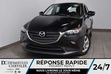 2019 Mazda CX-3 Touring * Cam Rec * Sièges Chauff * 88$/Semaine for Sale  - DC-A1416  - Desmeules Chrysler
