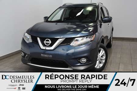 2016 Nissan Rogue SV * NAV * 7 Passagers * 87$/Semaine for Sale  - DC-A1487  - Desmeules Chrysler