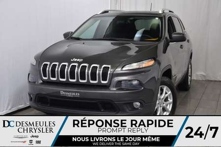2016 Jeep Cherokee North * Cam. de Recul * Toit Ouvr. Pano. * for Sale  - DC-A0978  - Desmeules Chrysler