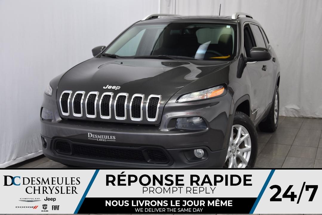 2016 Jeep Cherokee  - Desmeules Chrysler