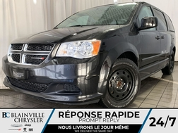 2016 Dodge Grand Caravan SE + CLIM BI-ZONE  - BC-P1477  - Blainville Chrysler