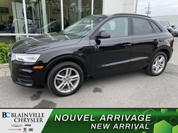 2016 Audi Q3 Premium Plus * BLUETOOTH * SIEGES CHAUFFANTS * NAV  - BC-C1679  - Desmeules Chrysler