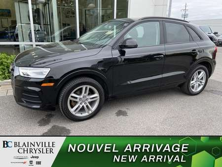 2016 Audi Q3 Premium Plus * BLUETOOTH * SIEGES CHAUFFANTS * NAV for Sale  - BC-C1679  - Blainville Chrysler