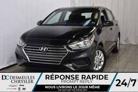 2018 Hyundai Accent Automatique * 5 Portes * Hatchback * Cam. de Rec. for Sale  - DC-A0966  - Blainville Chrysler