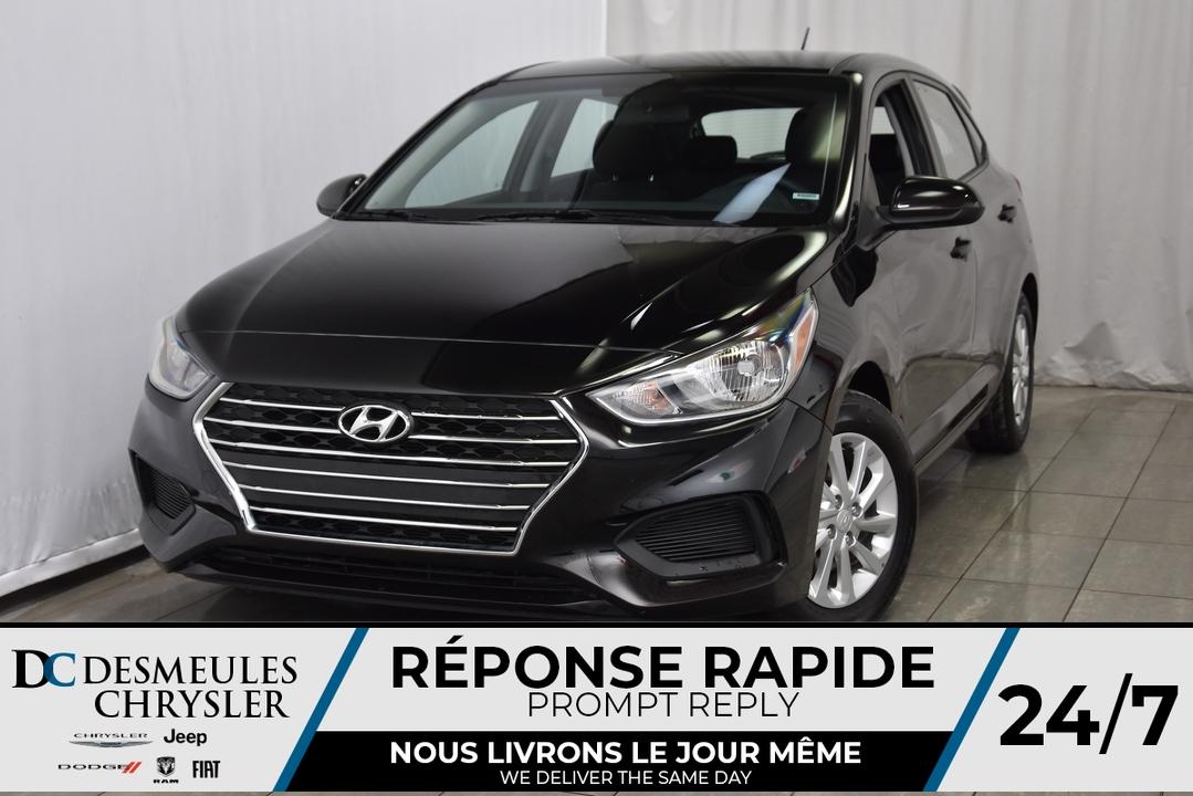2018 Hyundai Accent  - Desmeules Chrysler
