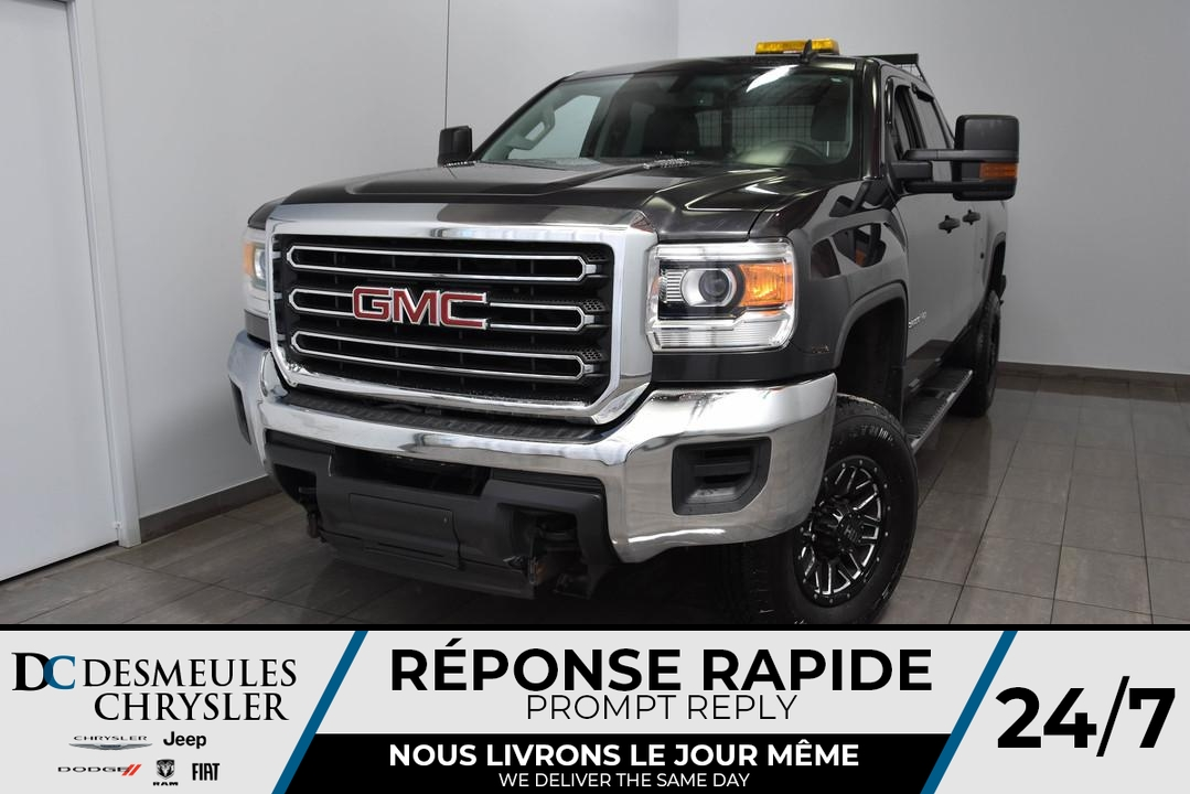 2015 GMC Sierra 2500HD  - Desmeules Chrysler