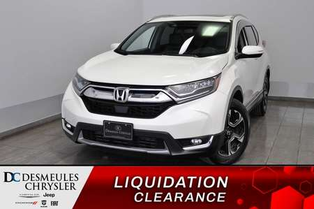 2018 Honda CR-V Touring * Cam Rec * Toit Ouvr Pan * NAV * 114$/Sem for Sale  - DC-M1489  - Blainville Chrysler