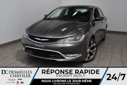 2015 Chrysler 200 C * Toit Ouvr Pano * Cam Rec * NAV * 72$/Semaine  - DC-A1500  - Desmeules Chrysler