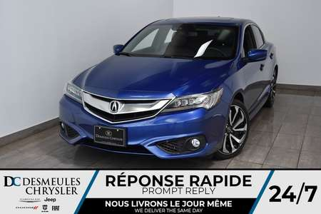 2016 Acura ILX Cam Rec * Ensemble Technologie * NAV * 89$/Semaine for Sale  - DC-M1472  - Blainville Chrysler